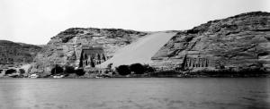 Abu Simbel,1905