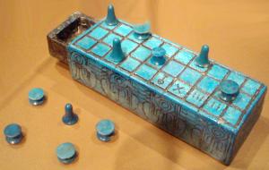Senet de Amenhotep III, Museo de Brooklyn