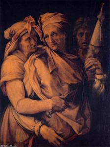 Cecchino del Salviati, 1550. Galleria Pallatina (Italia)