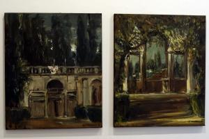 Obras de José Luis Castrillo, de su serie