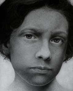 Irene González 122x97cm